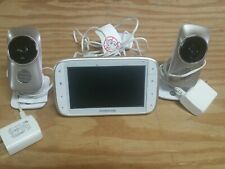 Motorola 5 Inch Portable Video Baby Monitor With Wi-Fi (MBP855CONNECT)