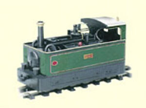 Fringant Peco Gl-6 'dennis' 0-6-0t Tram Engine Body Kit Only Whitemetal '00-9' Gauge T48