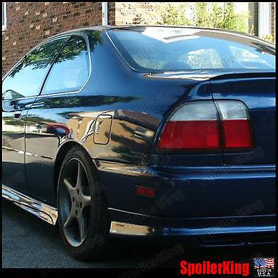 SPK 284G Fits Duckbill Wing Honda Accord 1990-93 4dr Rear Trunk Lip Spoiler