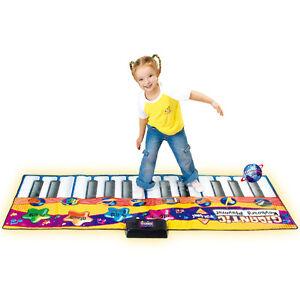 Musique gigantesque pour enfants Clavier de piano Musique Play Mat Dance Games Party Fun Fun Toy 679113307759