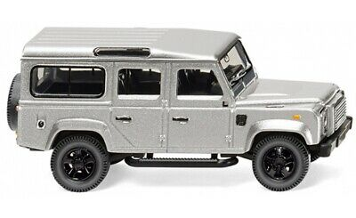 Wiking 010202 Land Rover Defender 110 1:87 H0 NEU in OVP