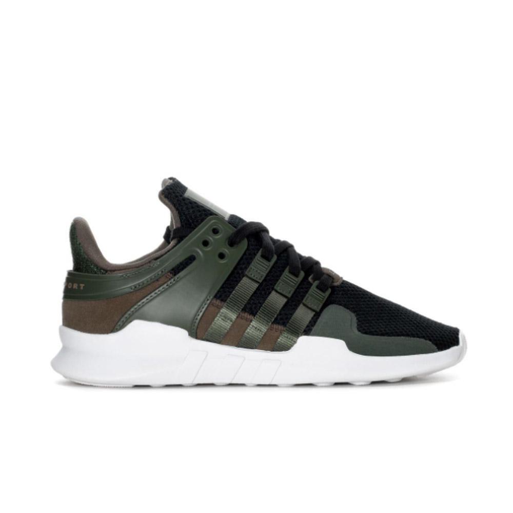 Adidas originali degli uomini eqt appoggio avanzata verde scarpe nuove autentico ombra verde avanzata ac7146 b89262