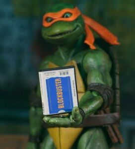 Blockbuster-VHS-Case-Diorama-Prop-nur-Mezco-Marvel-Legends-NECA-1-12