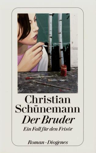 1 von 1 - dio- SCHÜNEMANN : DER BRUDER     EIN FALL FÜR DEN FRISÖR     23723 a