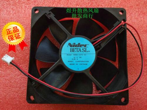 for Nidec 9025 D09A-12TU 03 DC12V 0.20A 9CM Fuji inverter fan