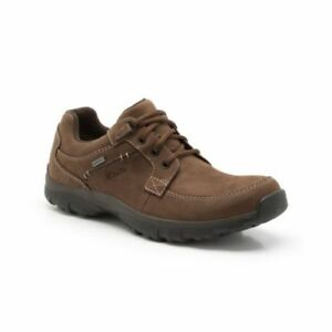 Details about Clarks Mens Quantock Go Gtx Brown Active Air cushions UK 7 US 8 G