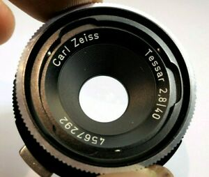 Spares or Repair- Mamiya Sekor ES 28MM F2.8  Prime Wide Angle Lens