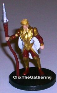 SUN ELF GUARD 9/45 Icons the Realm Tyranny of Dragons D&D Dungeons and dragons