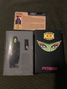 Auriken Gijoe Club Mexico Exclusive #/25 Only Glow In The Dark Pythona Complete