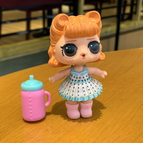 rare LOL Surprise Doll Jitterbug series 2 cute Girl collection toy