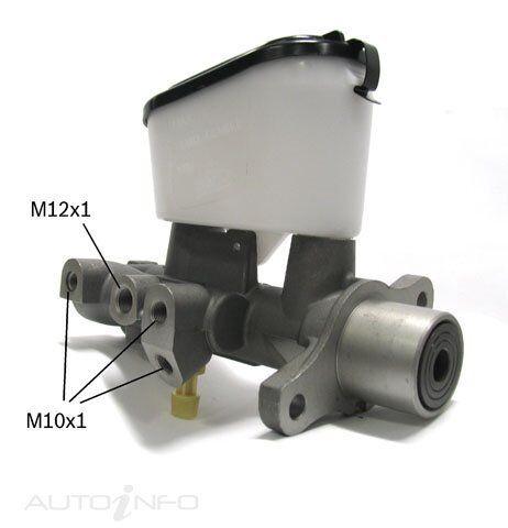 BOSCH Brake Master Cylinder FOR FORD FALCON AU2 AU3