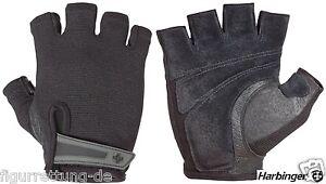 Fitness-Harbinger-Power-Gloves-Trainingshandschuhe-Bodybuilding-Handschuhe