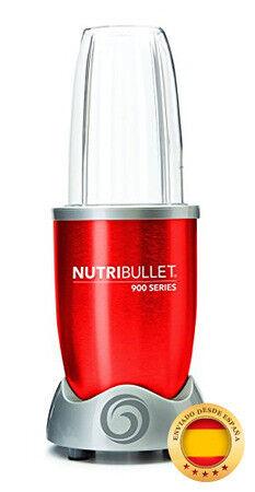 EXTRACTOR DE NUTRIENTES NUTRIBULLET NB9-0928-R ROJ