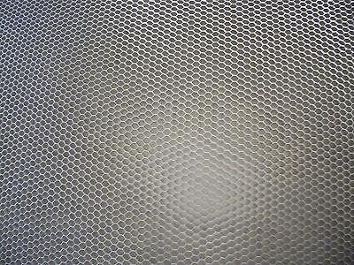 "Aluminum Honeycomb Sheet Core // Honeycomb Grid 4/""x4/"" 1//8 Cell T=2.00/"""