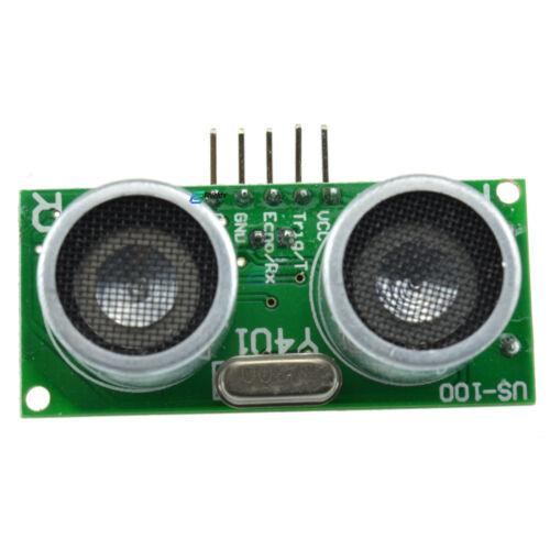 US-100 Distance Measuring Module Temperature Compensation Ultrasonic Sensor
