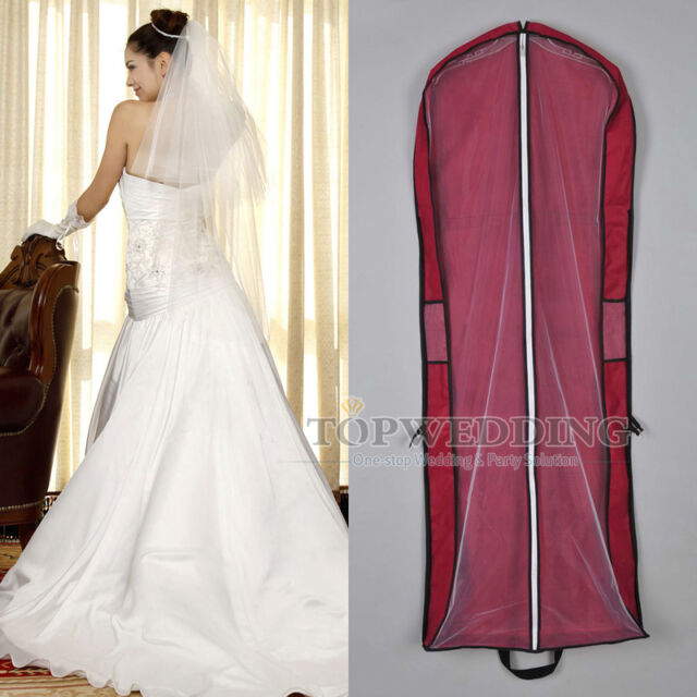 Extra Large Garment Storage Bags Dress Suit Party Gown Cloth Protective Cover