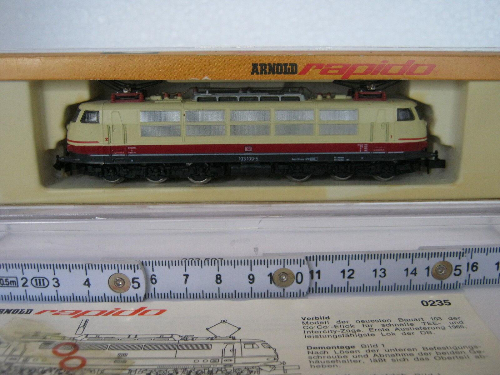 Arnold N 2350 E - Lok BR 103 109-5 DB (RG RR 059-45S5 3)