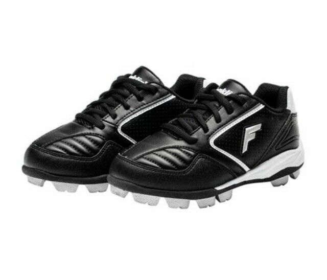 Sz 3 5 NEUF Franklin Pro-Formance tournoi Youth Baseball CRAMPONS
