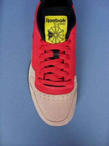 REEBOK CLASSIC LEATHER SV MENS TRAINERS SUEDE AND LEATHER UK SIZE 6.5-12