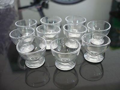 10 Cup Acrylic Plastic Dollhouse Miniatures Supply Drink Deco Artist