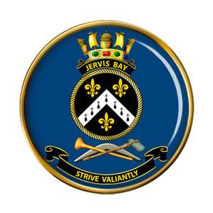Hmas-Jervis-Bay-Royal-Australien-Marine-Broche-Badge