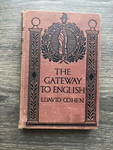 The Gateway To English I.david Cohen