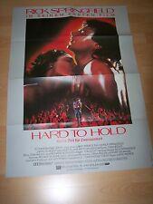 HARD TO HOLD - Kinoplakat A1 ´84 - RICK SPRINGFIELD