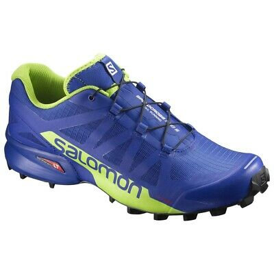 Salomon Speedcross Pro 2 Mens Trail Running Shoes Surf Blue Authorized Dealer | eBay
