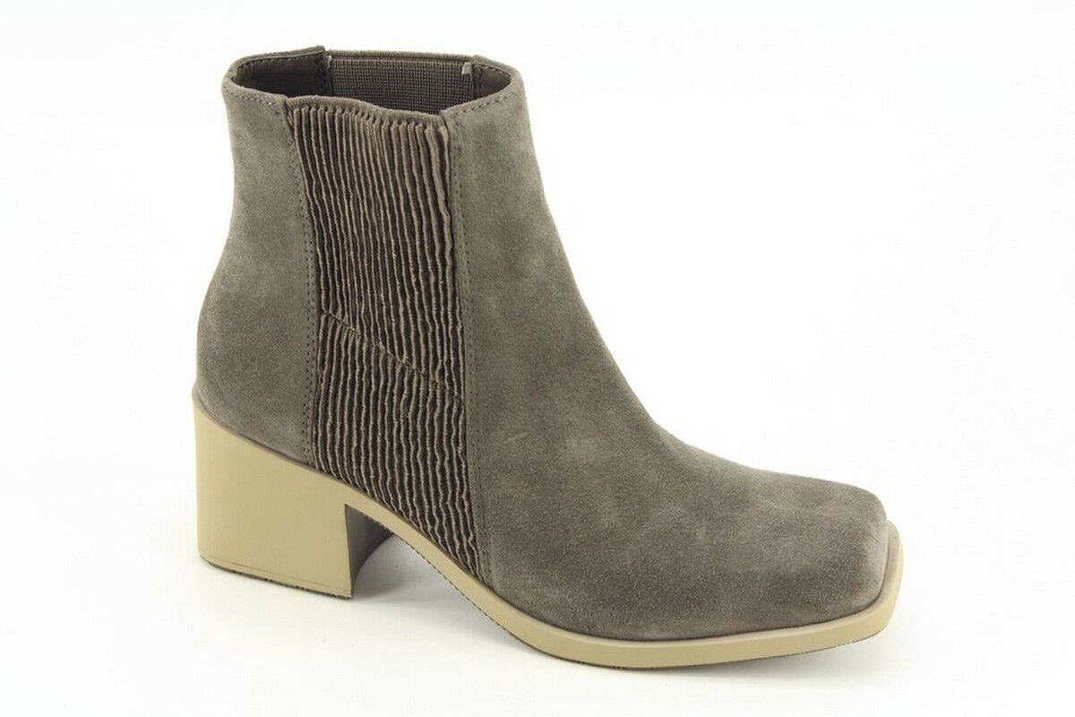 169 Nueva Naya Naya Naya Banda Marrón Topo Gamuza Tobillo botas Talla 8.5  la calidad primero los consumidores primero