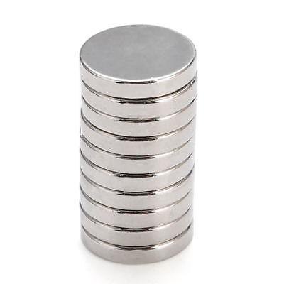 10//20//50//100 Stk Starke Erde Neodym N50 Magnete Runde Zylinder Magnet 10x20mm
