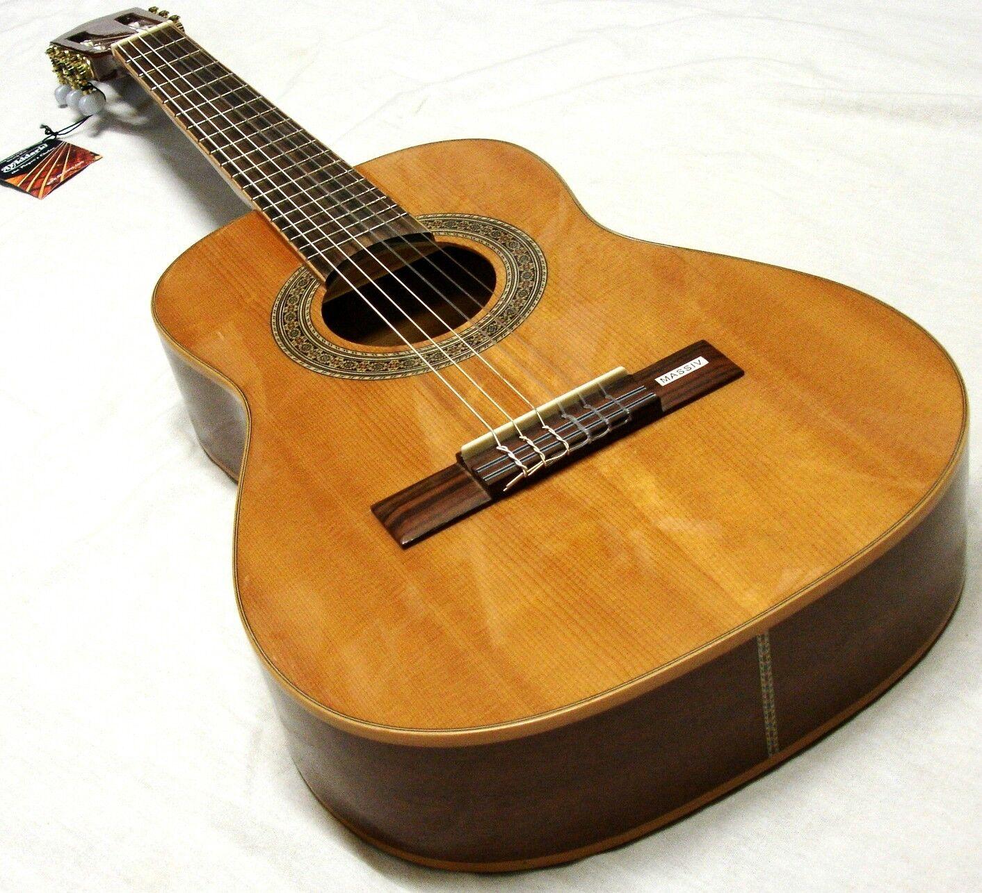 Junior-guitarra MHG 813 813 813 3 4 talla masivamente     n e u <<< 589d25