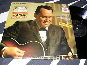 Audiophile-Interest-DON-GIBSON-Spanish-Guitars-RCA-Stereo-GERMAN-LP-Chet-Atkins