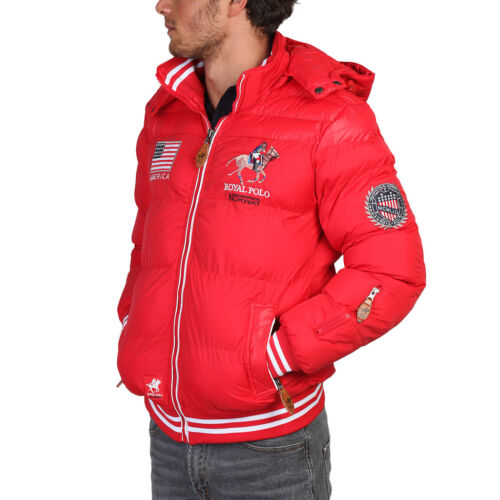 Geologica Boulevard gr rosso S Parka Jacket Giacca Norway Winter EOw6Eqd