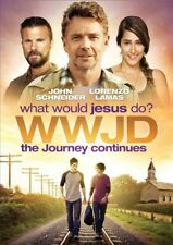 WWJD What Would Jesus Do The Journey Continues (DVD, 2015)