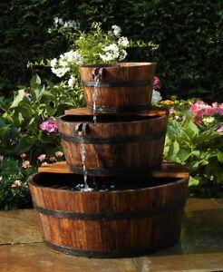 Das Bild Wird Geladen  Ubbink Wasserspiel Edinburgh Dekobrunnen Springbrunnen Wasserfall Garten  Brunnen