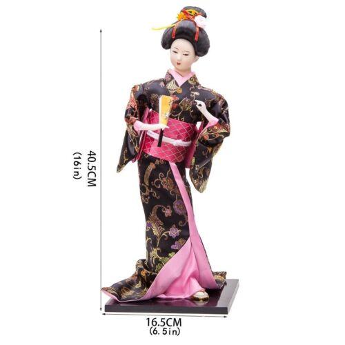 "/""16/""/"" Japanese GEISHA Oriental Doll DOL3014-16/"""