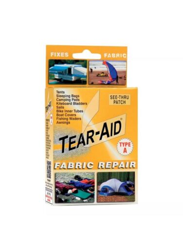 Tear-Aid  Tent And Canopies Repair Tape Type A