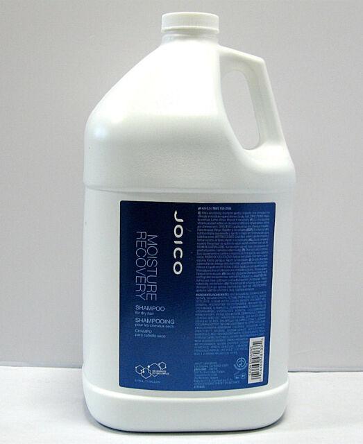 Joico Moisture Recovery Shampoo Gallon For Dry Hair 128 oz