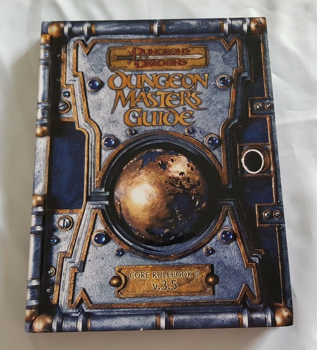 Dungeons & Dragons - Dungeon Master's Guide - Core Rulebook II v.3.4