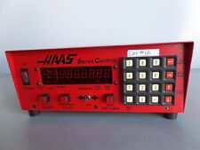 Software 41 Brush 17 Pin Haas Control Box Sco1m Rotary Table Indexer Inv18 Lms