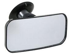 Suction Cup Waterski Wakeboard Ski Sports Boat Rear View Windscreen Mirror 4 x 8