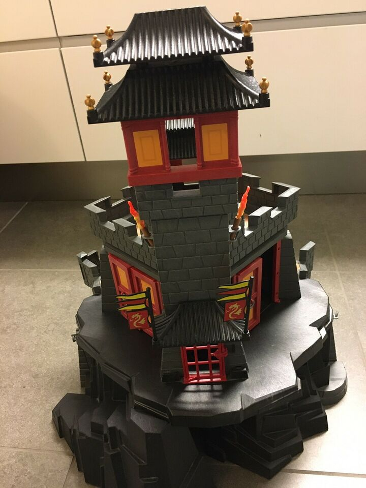 Ridderborg, Ridderborg, Playmobil