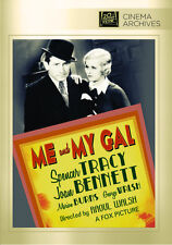 Me and My Gal 1932 (DVD) Spencer Tracy, Joan Bennett, Marion Burns - New!