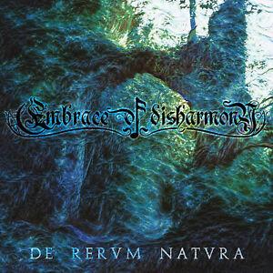 EMBRACE-OF-DISHARMONY-034-De-Rervm-Natvra-034-CD-Avantgarde-Metal-SEALED