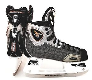 CCM-Vector-Pro-Junior-Ice-Hockey-Skates-CCM-Skates-Ice-Skates