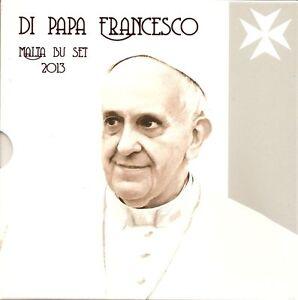 Malta Kms 2013 Im Folder Bu Di Papa Francesco Ebay