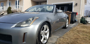 Nissan 350z roadster impecable