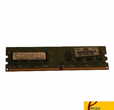 HP 404575-888 A-Tech Equivalent 2GB DDR2 800Mhz PC2-6400 Desktop Memory RAM