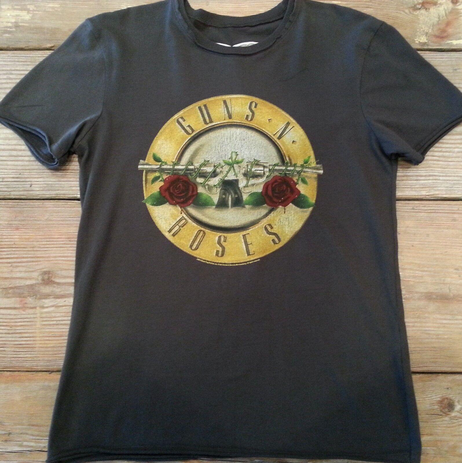 Amplified Guns n Rosas Klassisch Herren T-Shirt Vintage Washed S,L,XL Axl Rosa       Optimaler Preis