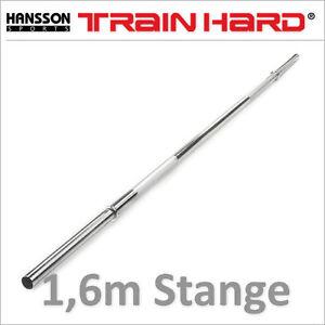 Trainhard-smooth-cromo-barra-larga-de-halterofilia-1-6m-plenamente-cromado-hueco